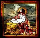 jesus-praying-mount-of-olives-leadedglassworldcom