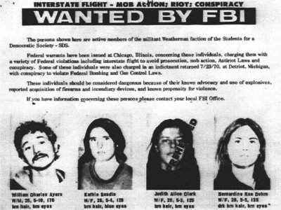 Bill Ayers-Dohrn-weather_wanted