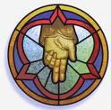 Hand of God leedsacuk
