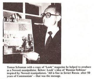 Yuri Bezmenov Look magazine