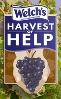 Welch's Harvest of Help