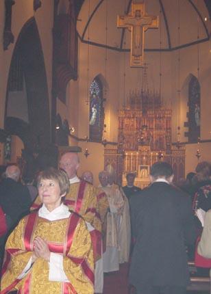 AC St Michael and All Saints Church Edinburgh worship