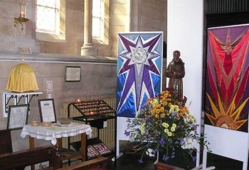 St Paul's Church Craig y Don St Francis