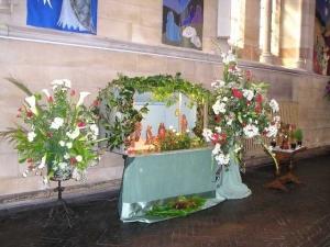 St Pauls Craig y Don Llandudno Xmas
