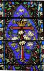 window_pfcross271w St Mary the Virgin Gillingham Dorset