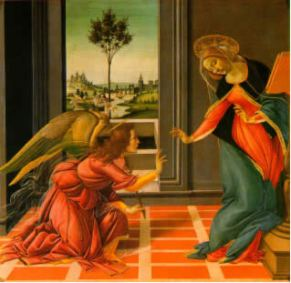 advent_annunciation botticelli