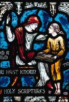 stained glass teaching-scriptures-720641 genxrisingcom