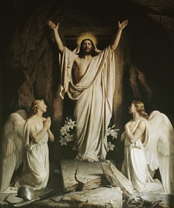 Easter resurrection Karl Heinrich Bloch