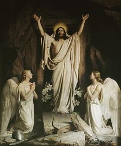 Easter resurrection Karl Heinrich Bloch