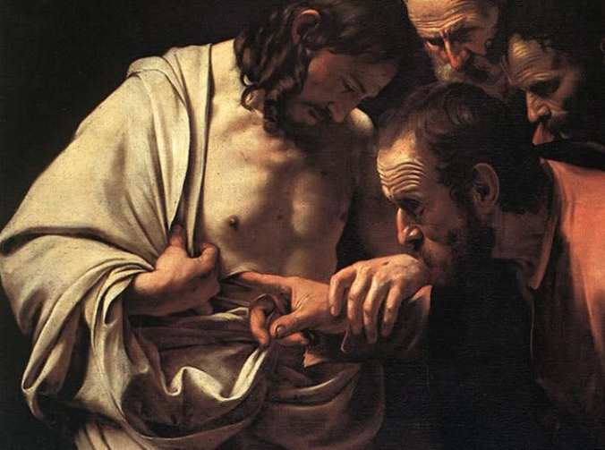 Image result for doubting thomas