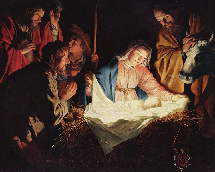The Christmas story in Luke's Gospel Churchmouse