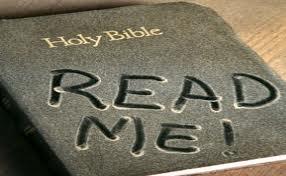 Bible read me 4