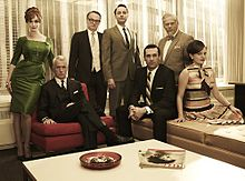 Mad Men Wikipedia 220px-Mad_Men_season_5_cast_photo