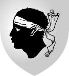 Corsica flag Wikipedia 450px-Coat_of_Arms_of_Corsica.svg